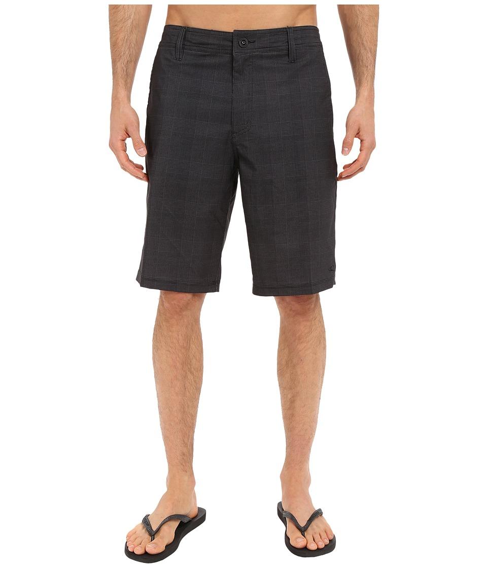 O'Neill - Insider Hybrid Boardshorts (Black) Men's Swimwear