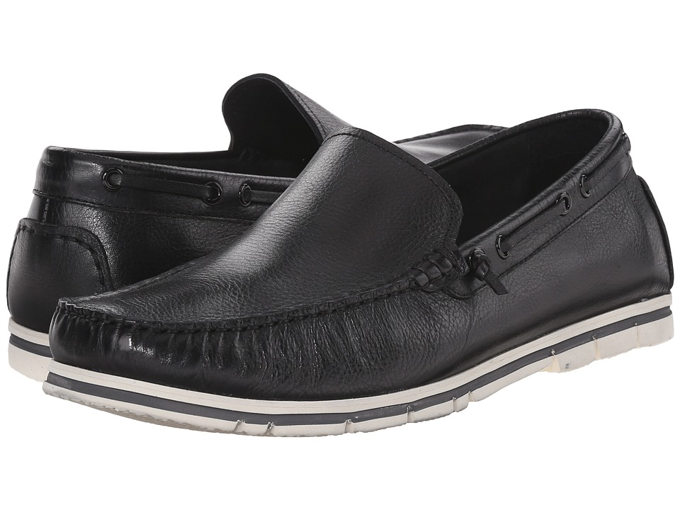 Kenneth Cole New York - Instant Hit (Black) Men's Slip on Shoes