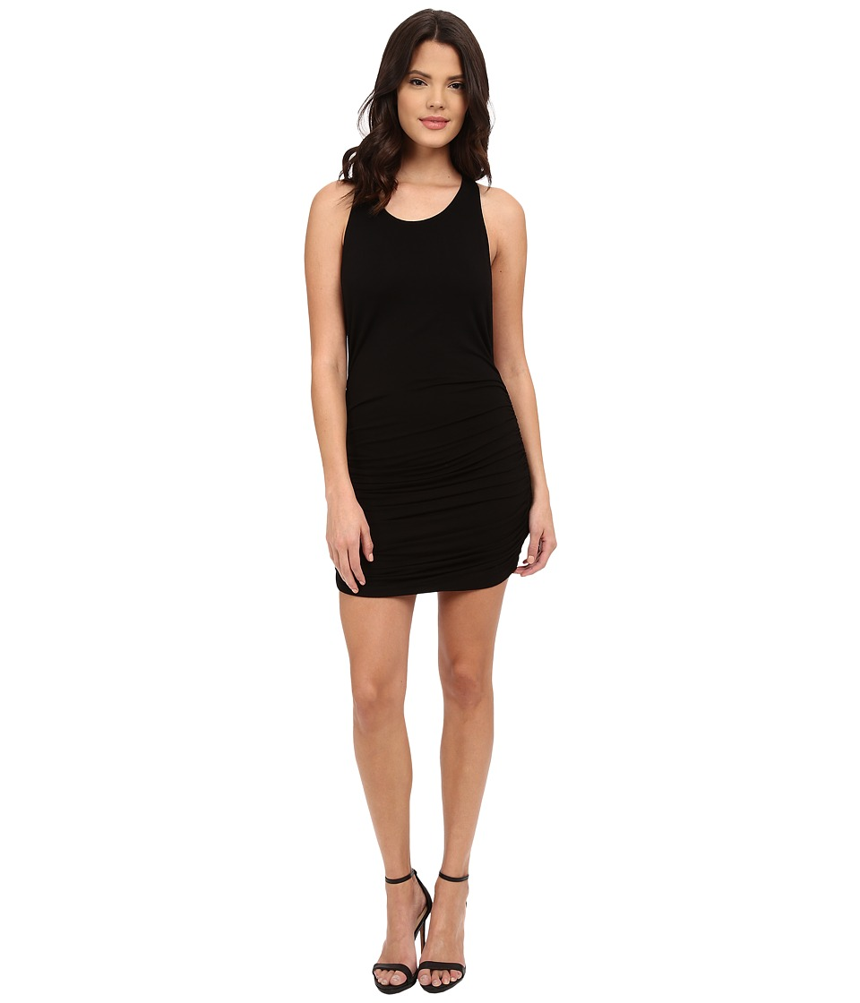 Young Fabulous & Broke - Rocky Dress (Black Solid) Women's Dress