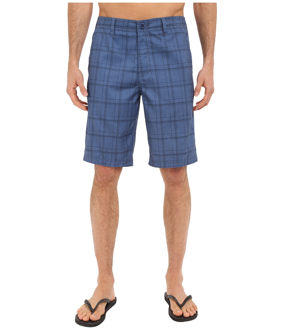 O'Neill - Exec Hybrid Short (Blue) Men's Swimwear