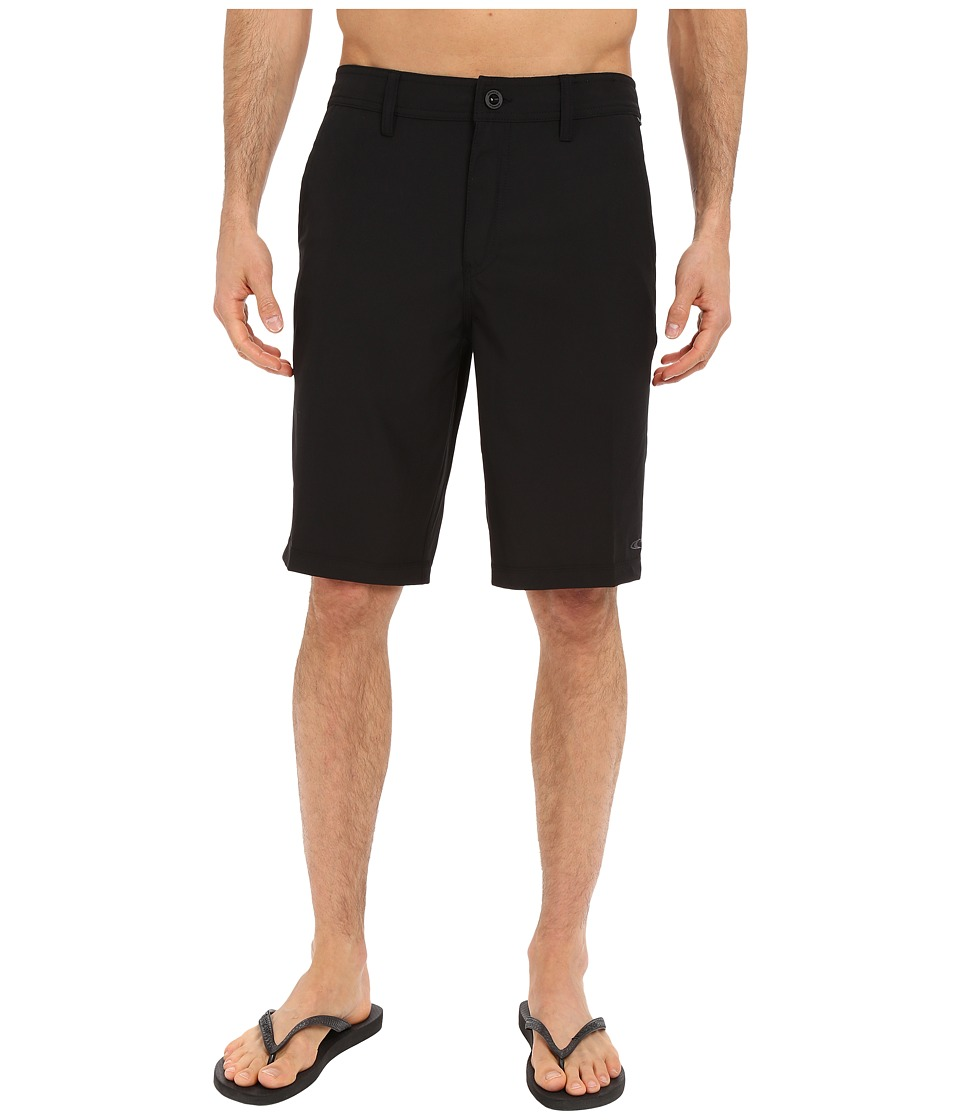 O'Neill - Loaded Hybrid Boardshorts (Black) Men's Swimwear