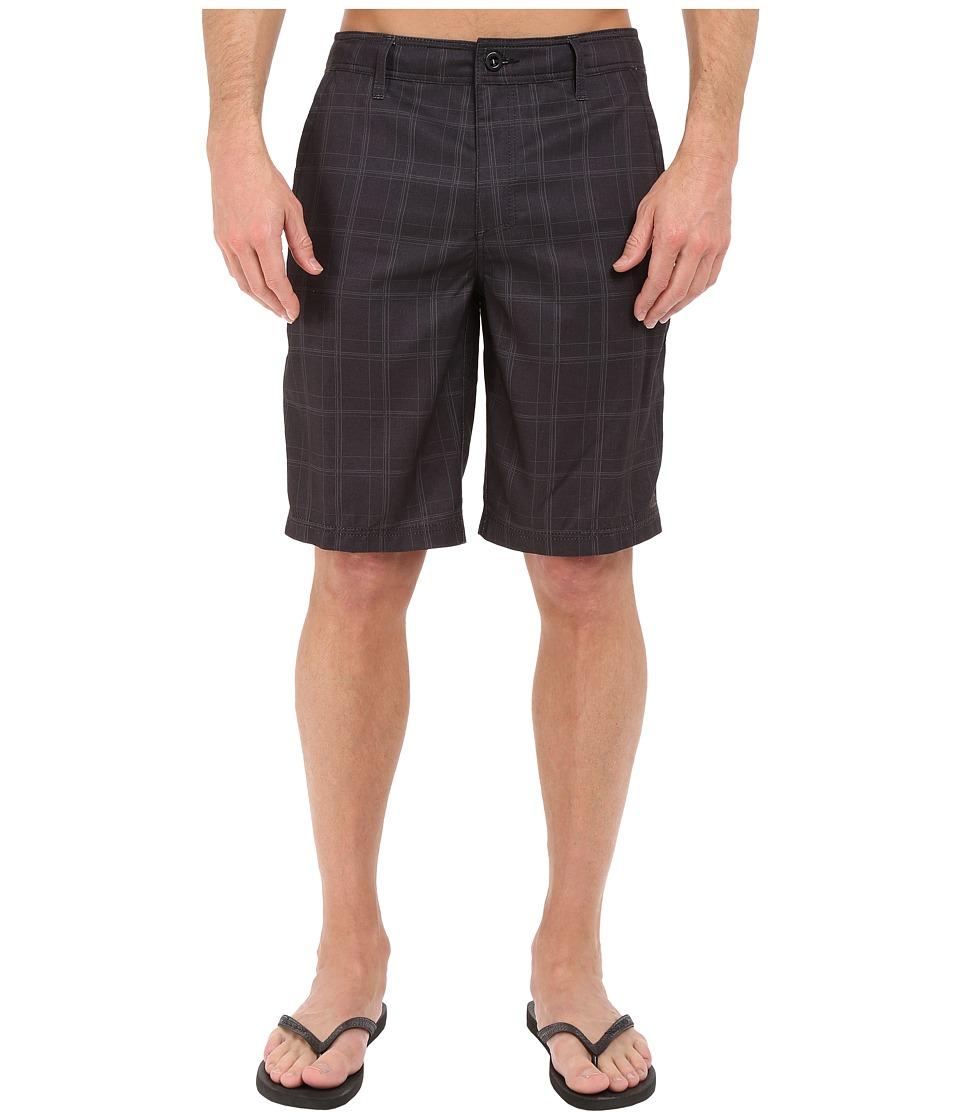 O'Neill - Exec Hybrid Short (Black) Men's Swimwear