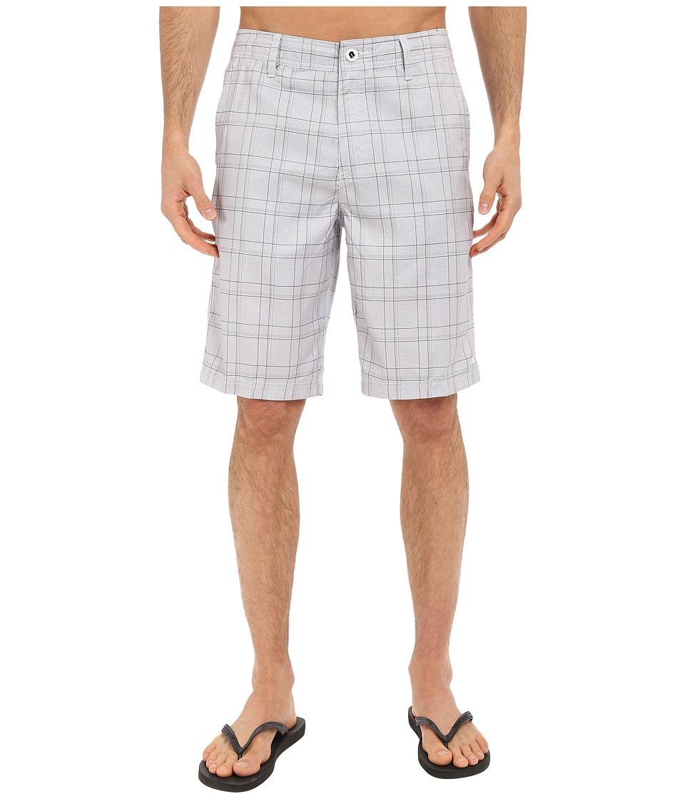 O'Neill - Exec Hybrid Short (White) Men's Swimwear