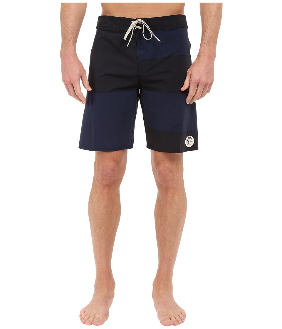 O'Neill - Retrofreak Basis Boardshorts (Navy) Men's Swimwear