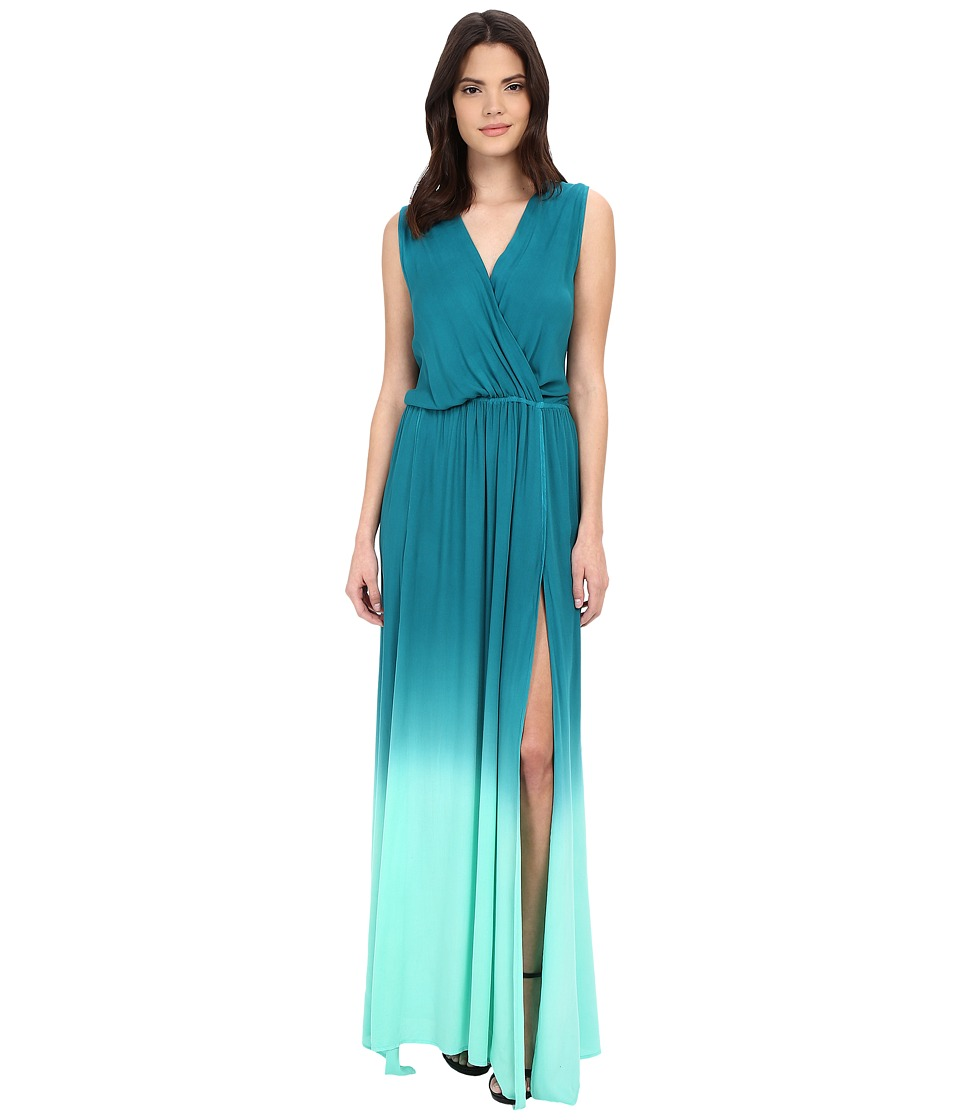 Young Fabulous & Broke - Noel Maxi (Caribe Ombre) Women's Dress
