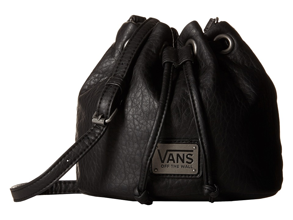 Vans - Itty Bitty Bucket Bag (Black) Bags