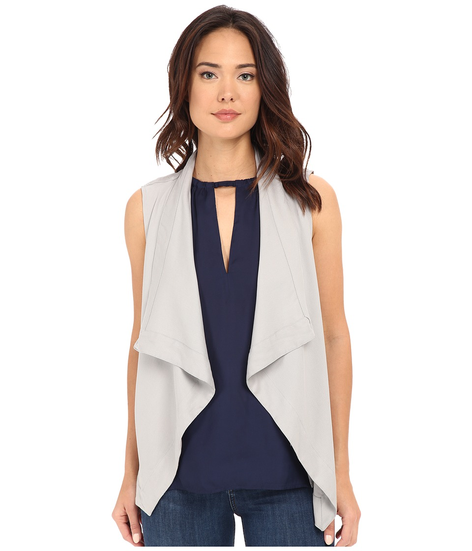 BB Dakota - Joseph Tencel Vest (Grey) Women's Vest