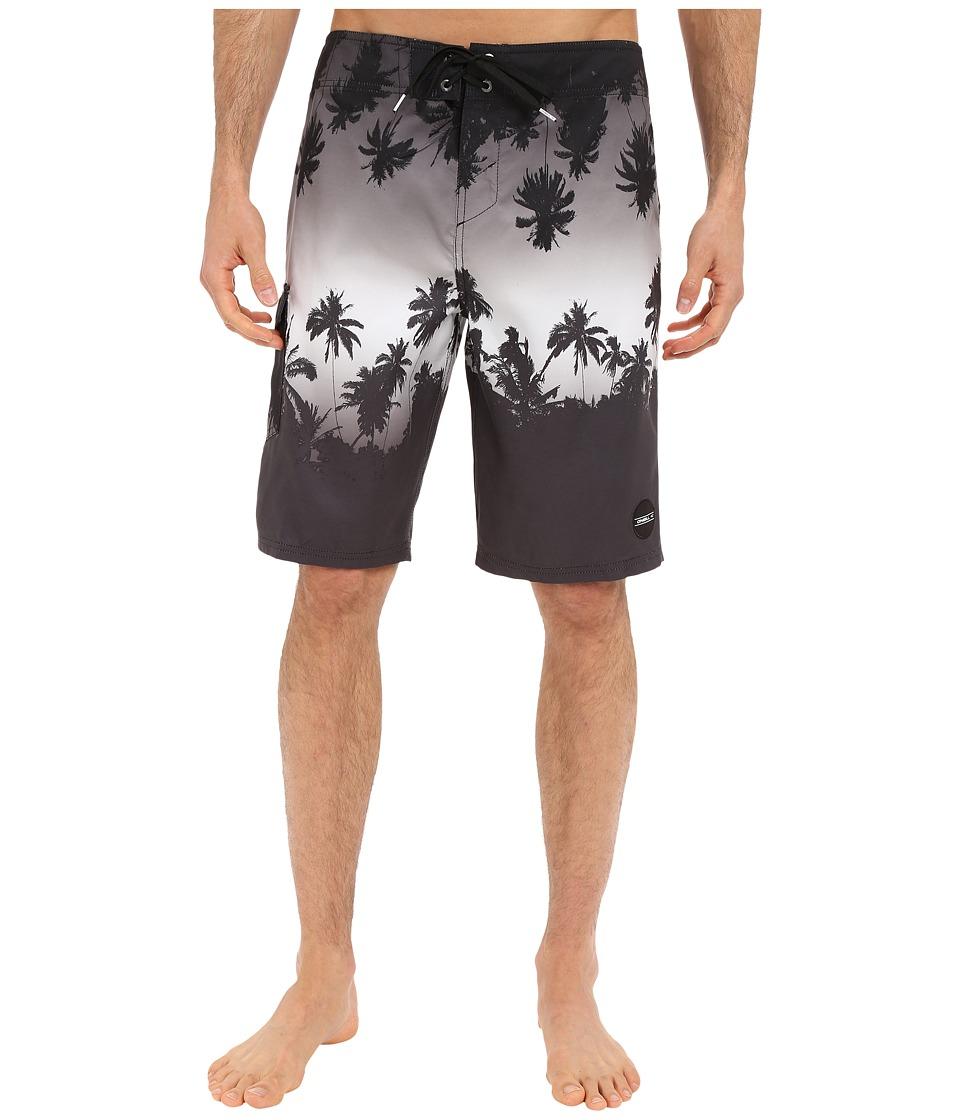 O'Neill - Tropicool Boardshorts (Black) Men's Swimwear