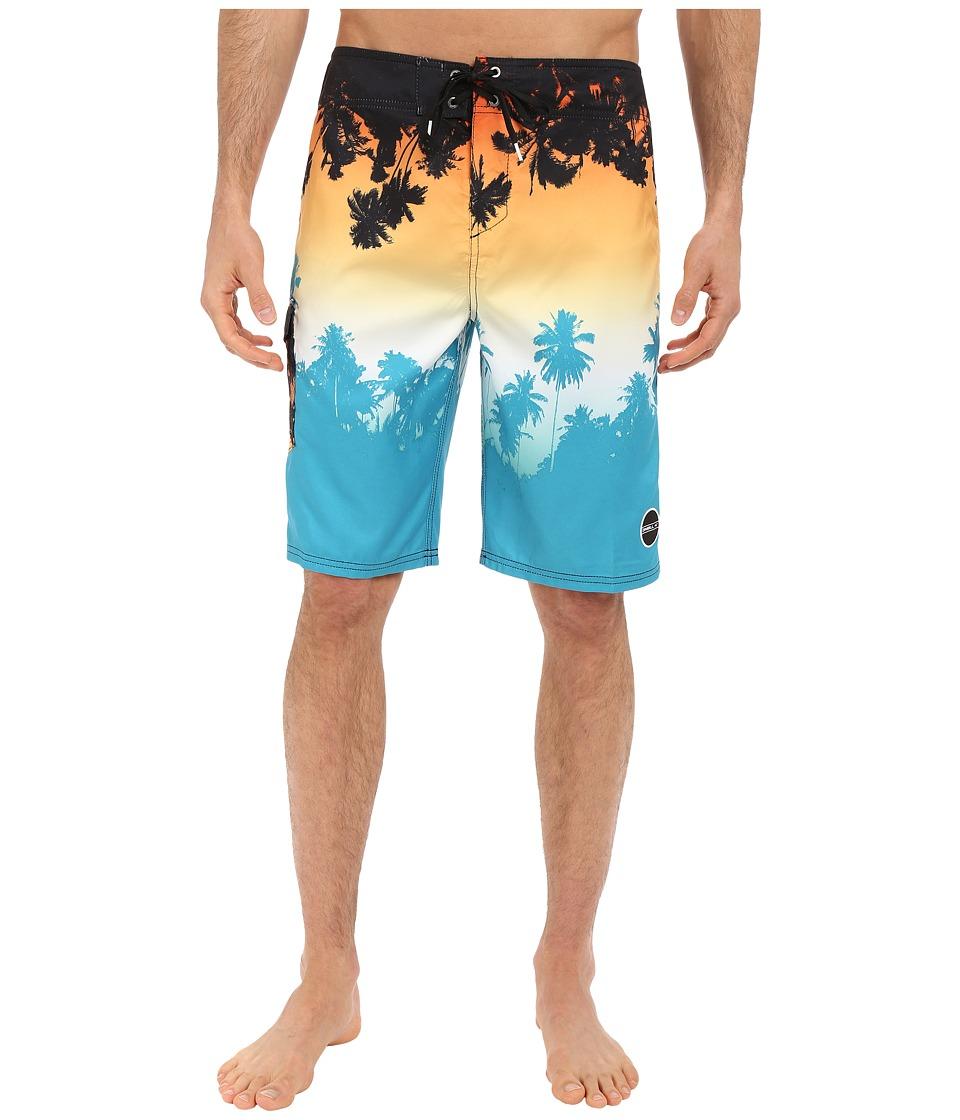 O'Neill - Tropicool Boardshorts (Orange) Men's Swimwear