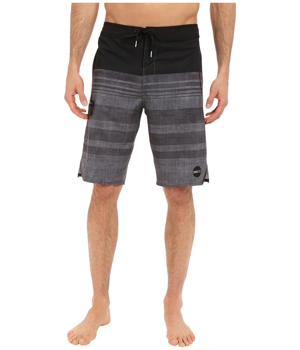 O'Neill - Knifing in Boardshorts (Black) Men's Swimwear