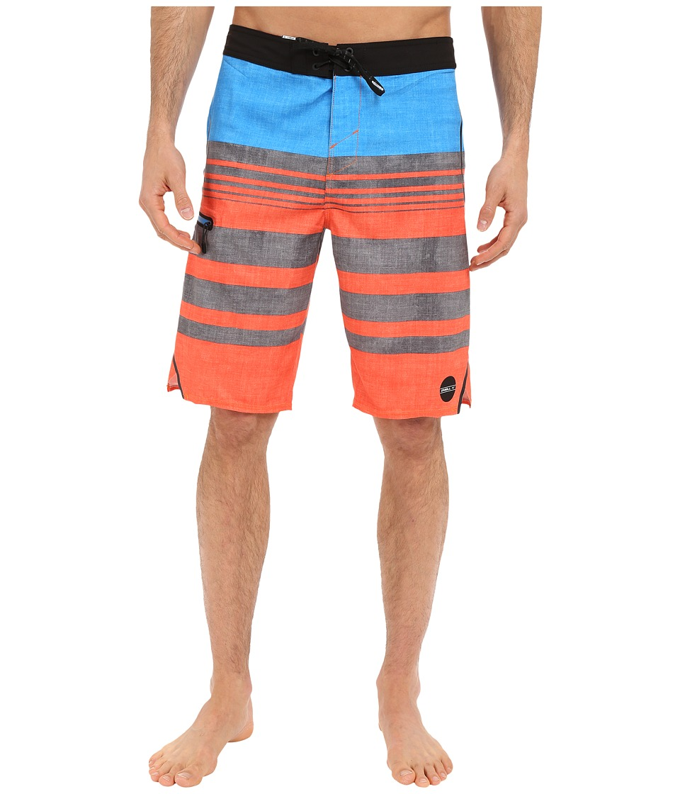 O'Neill - Knifing in Boardshorts (Orange) Men's Swimwear