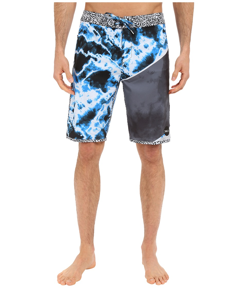 O'Neill - Hyperfreak Boardshorts (Bright Blue) Men's Swimwear