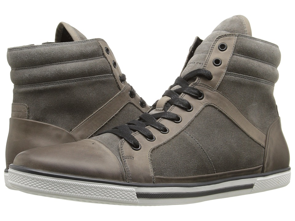 Kenneth Cole New York - Up-Side Down (Grey) Men's Lace-up Boots