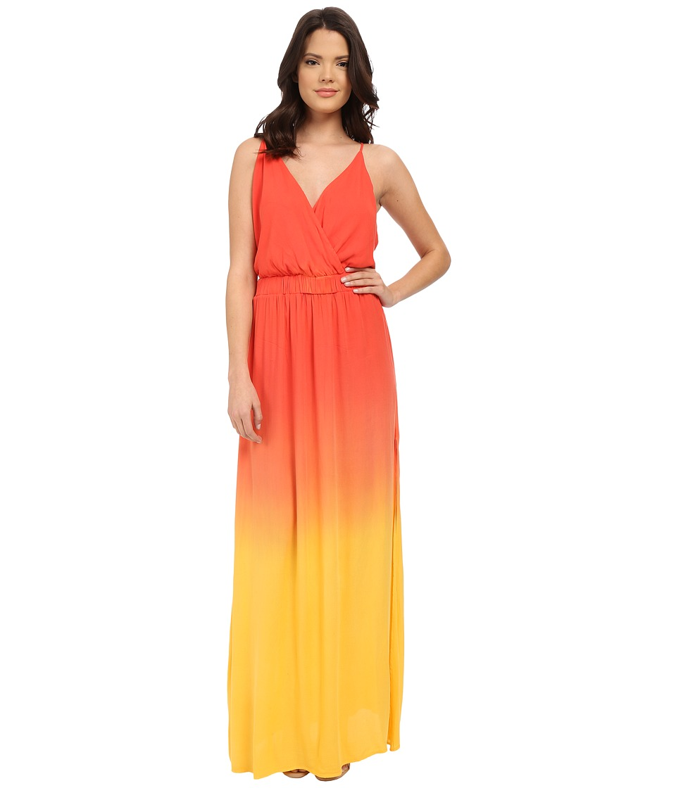 Young Fabulous & Broke - Nala Maxi (Sun Ombre) Women's Dress
