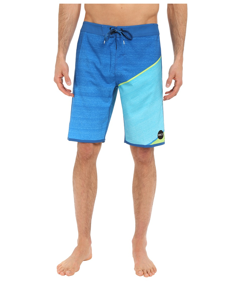 O'Neill - Hyperfreak Boardshorts (Royal) Men's Swimwear