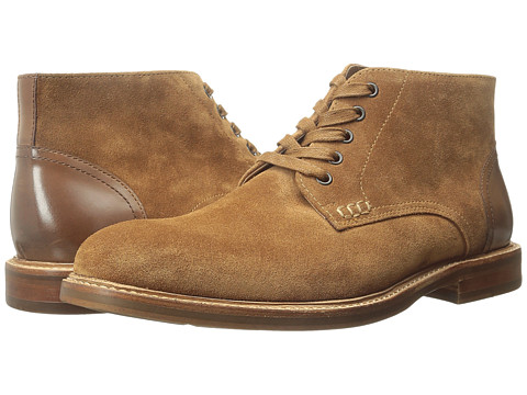 Kenneth Cole New York - Bud-Dy (Rust) Men's Lace-up Boots
