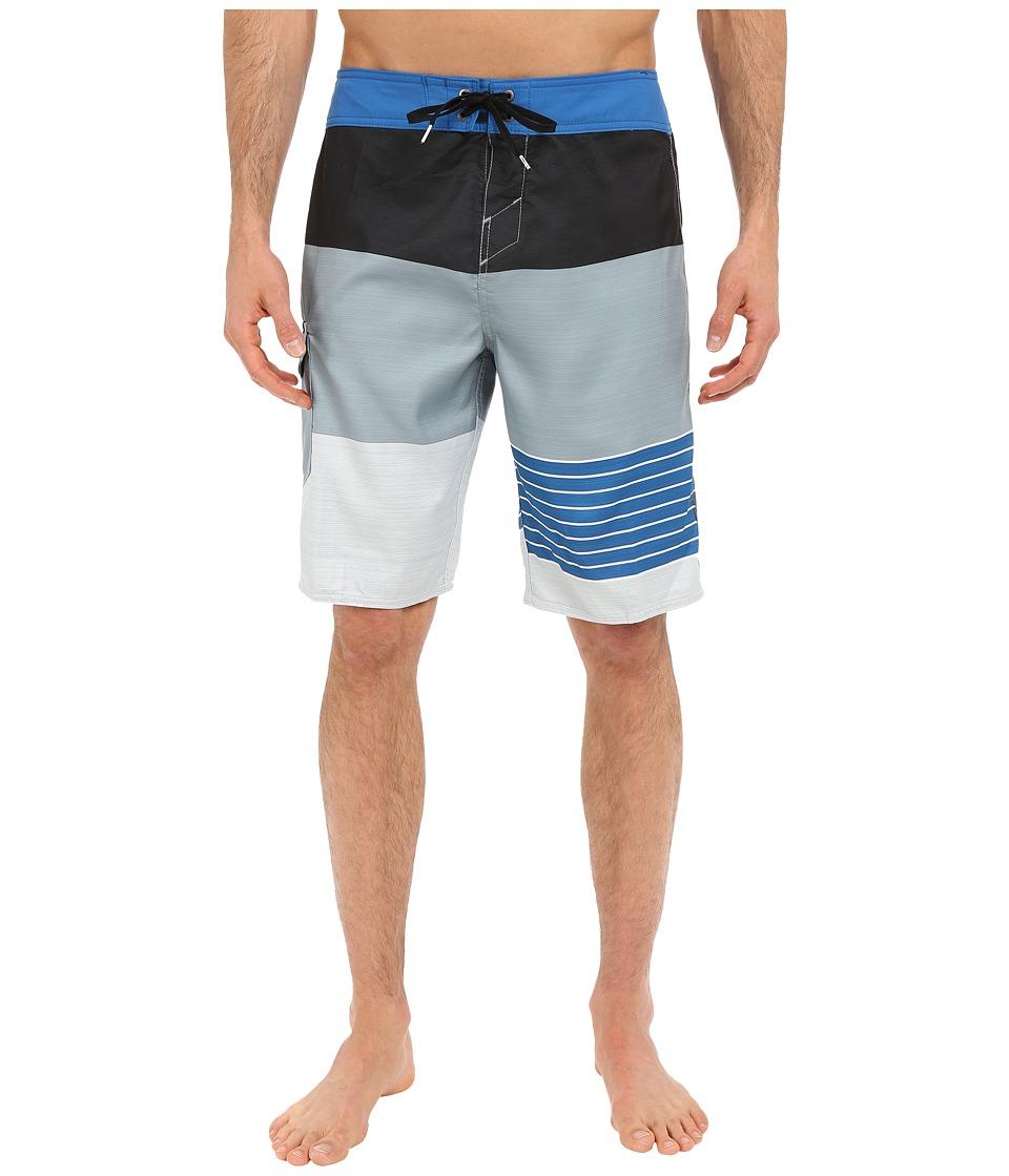 O'Neill - Lennox Boardshorts (Light Blue) Men's Swimwear