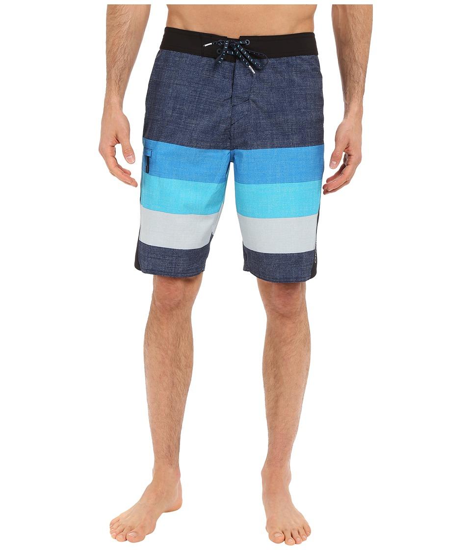O'Neill - Superfreak Quad Boardshorts (Dark Navy) Men's Swimwear