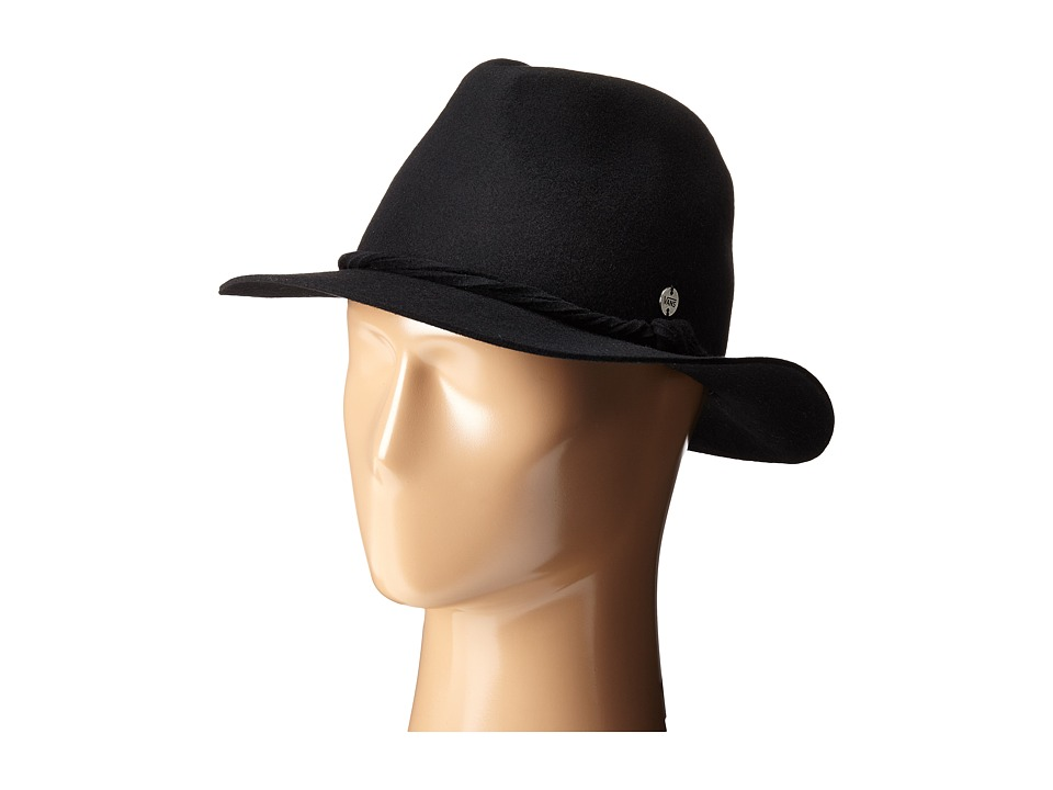 Vans - Dorance Wide Brim Hat (Black) Caps