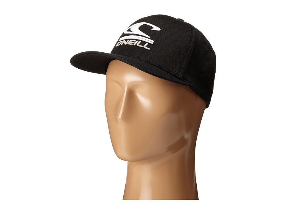 O'Neill - Limpio Y Malo Hat (Black) Baseball Caps