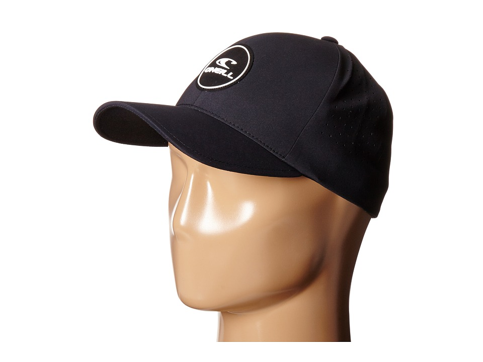O'Neill - Hyperfreak Hat (Black) Baseball Caps