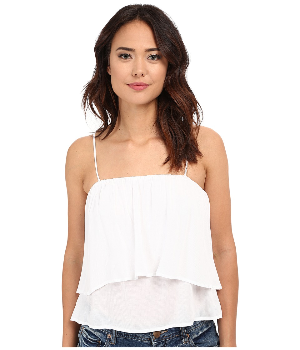 BB Dakota - Veronica (Optic White) Women's Sleeveless