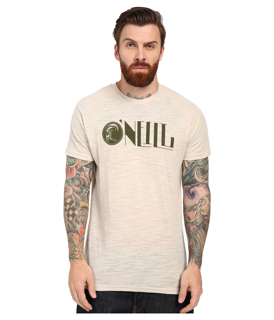 O'Neill - Modernity Short Sleeve Screen Tee (Smoke) Men's T Shirt