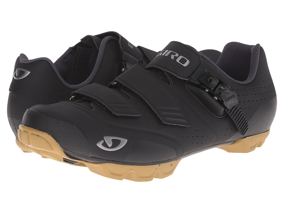 Giro - Privateer R (Black/Gum) Men's Cycling Shoes