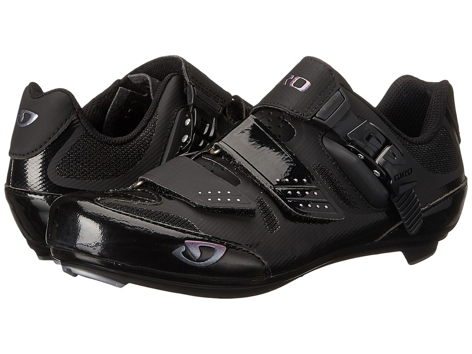 Giro - Solara II (Black) Women's Cycling Shoes