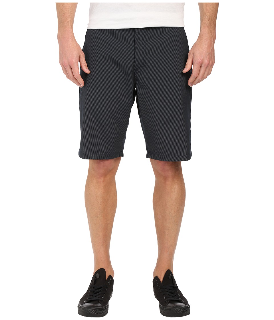 O'Neill - Delta Pinstripe Shorts (Dark Navy) Men's Shorts