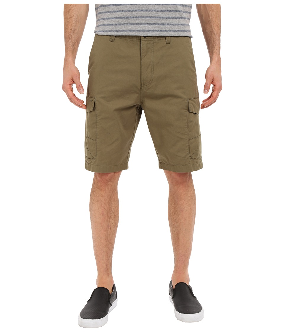 O'Neill - Black Hawk Cargo Shorts (Military Green) Men's Shorts