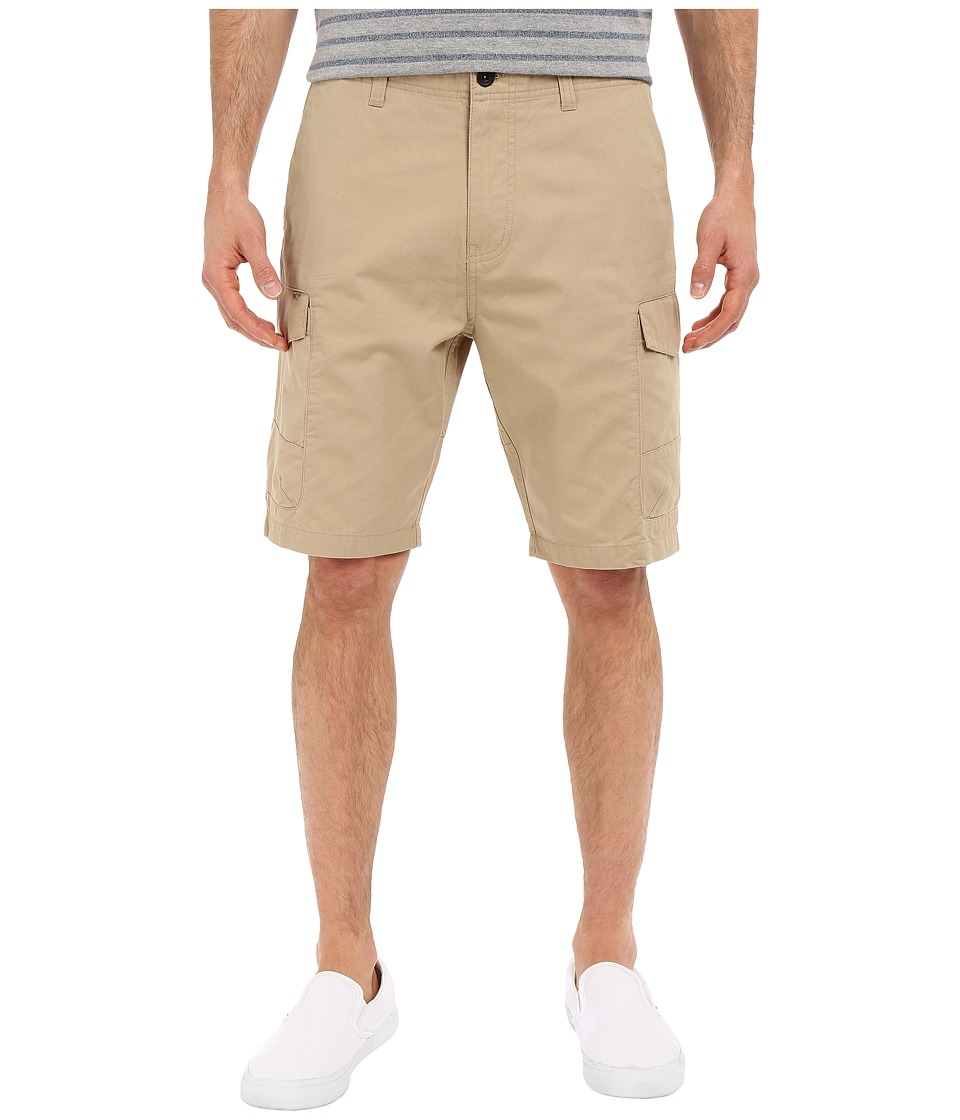 O'Neill - Black Hawk Cargo Shorts (Khaki) Men's Shorts