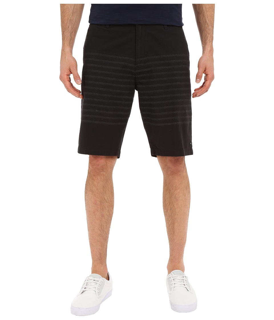 O'Neill - Pinhead Stripe Shorts (Black) Men's Shorts