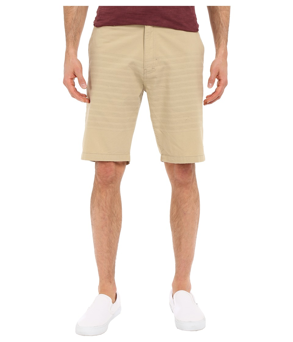 O'Neill - Pinhead Stripe Shorts (Dark Stone) Men's Shorts