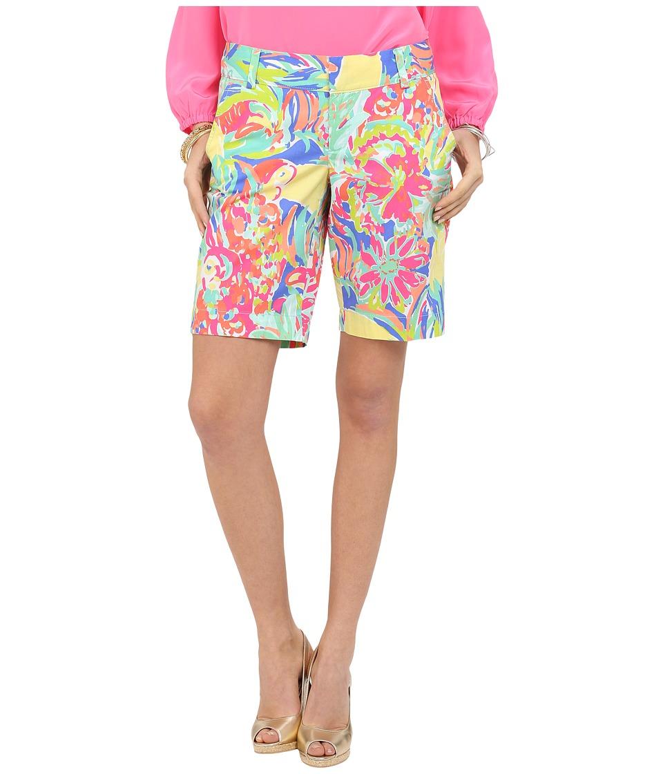 Lilly Pulitzer - Chipper Shorts (Multi Casa Banana) Women's Shorts