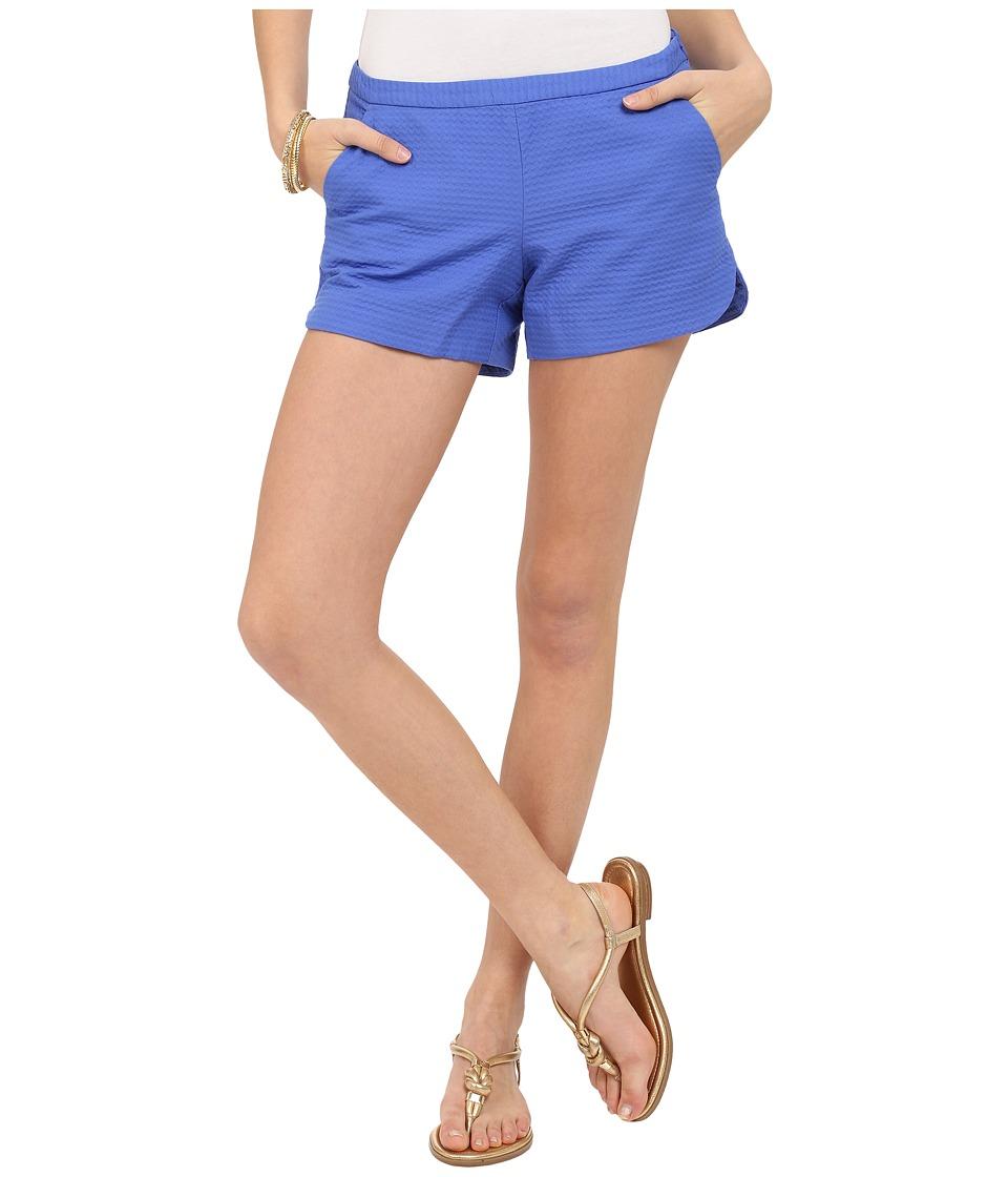 Lilly Pulitzer - Adie Shorts (Iris Blue) Women's Shorts