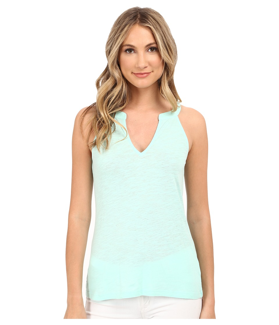 Lilly Pulitzer - Arya Tank Top (Poolside Blue) Women's Sleeveless