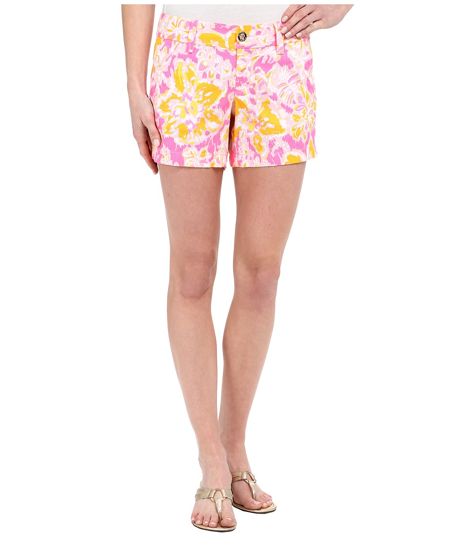 Lilly Pulitzer - Callahan Shorts (Kir Royal Pink Ooh La La) Women's Shorts