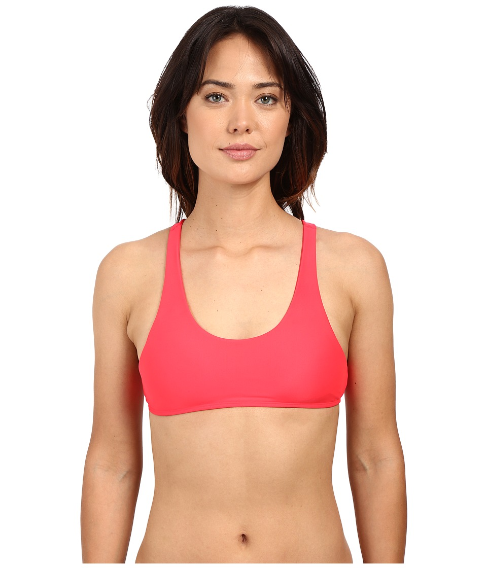 Body Glove - Smoothies Camilla Crop Top (Fuego) Women's Swimwear