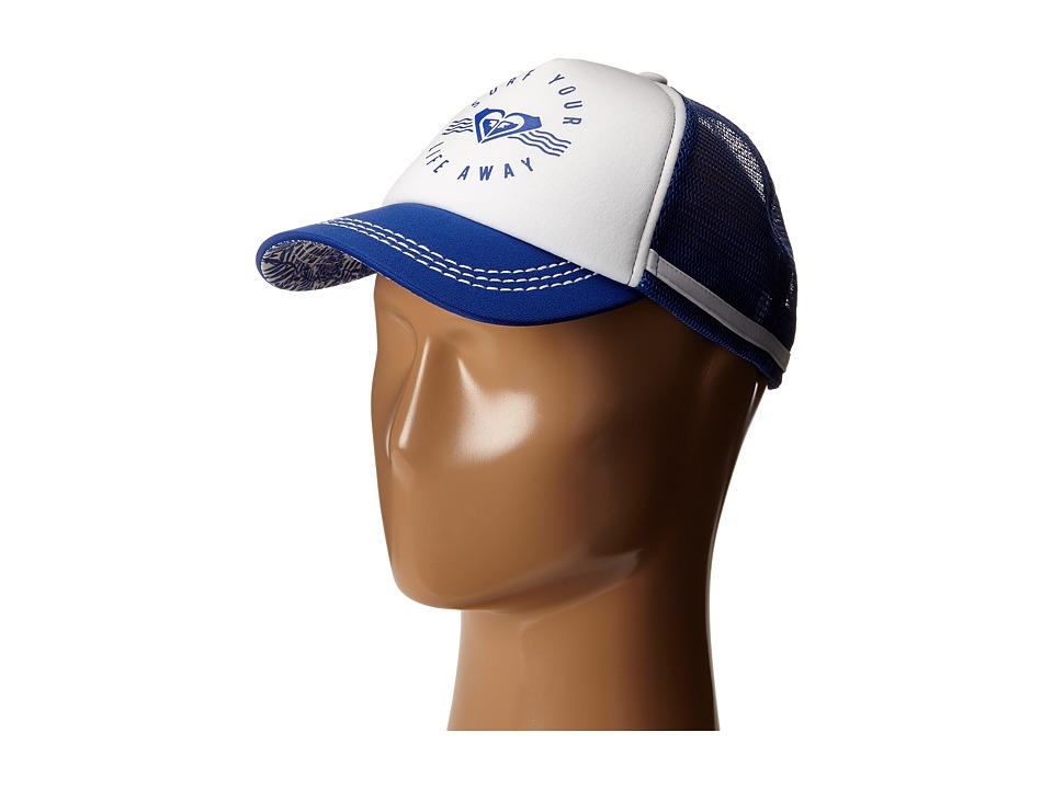 Roxy - Dig This Cap (Dazzling Blue) Caps