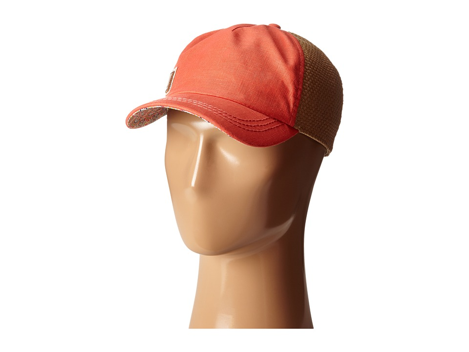 Roxy - Incognito Cap (Living Coral) Baseball Caps