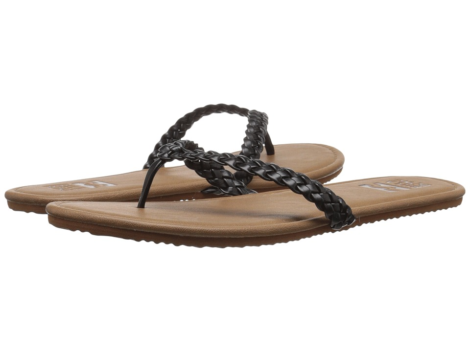 Billabong - Braidy (Off Black) Women's Sandals