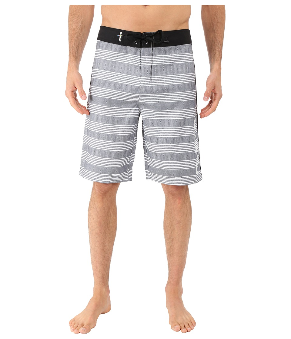 Hurley - Sunset 22 Boardshorts (Black) Men's Swimwear
