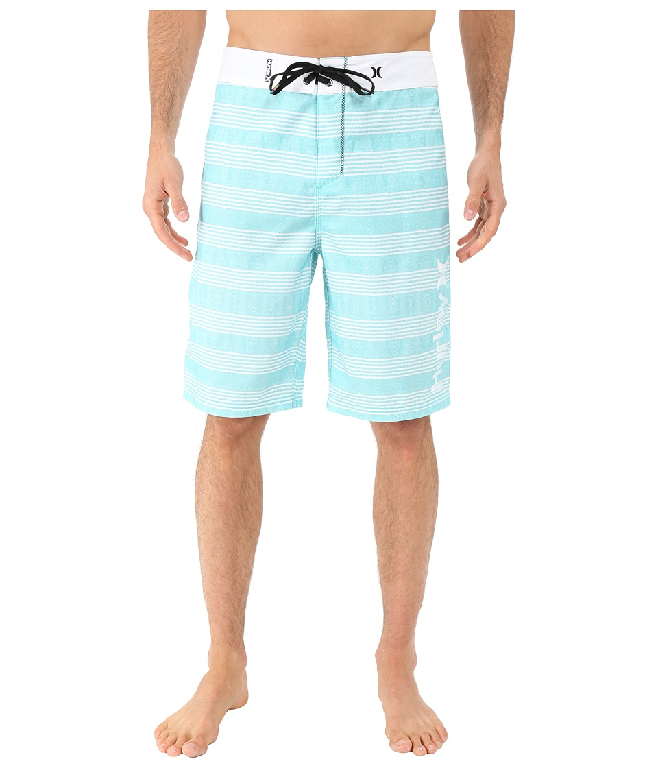 Hurley - Sunset 22 Boardshorts (Hyper Jade) Men's Swimwear