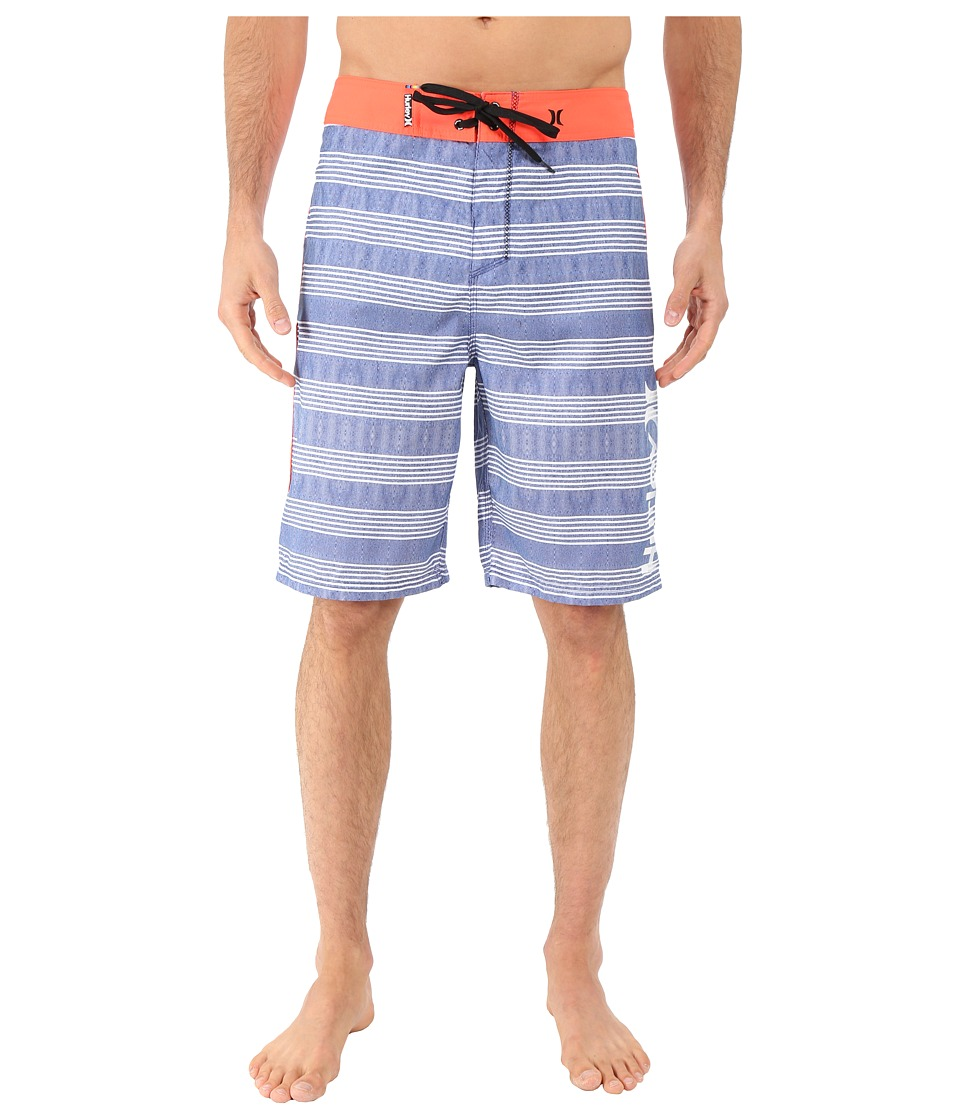 Hurley - Sunset 22 Boardshorts (Obsidian) Men's Swimwear
