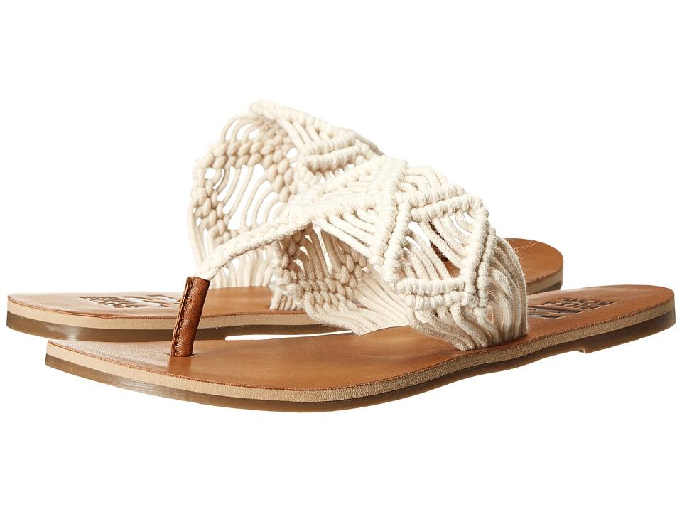 Billabong - Setting Free Sandal (Natural) Women's Toe Open Shoes