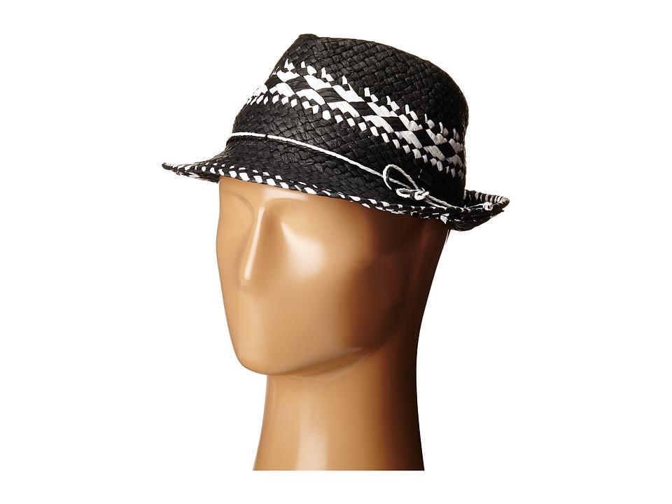 Roxy - Big Swell Fedora (Dark Midnight) Fedora Hats