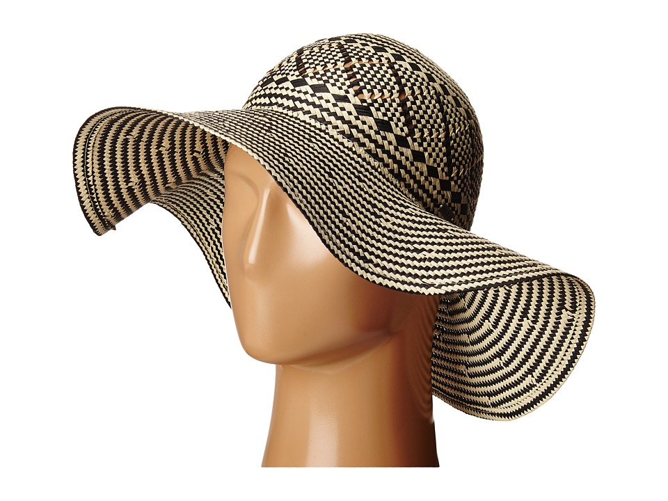 Roxy - Just Lucky Sun Hat (True Black) Fedora Hats