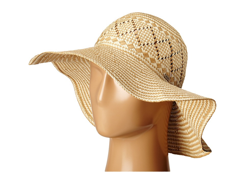 Roxy - Just Lucky Sun Hat (Lark) Fedora Hats