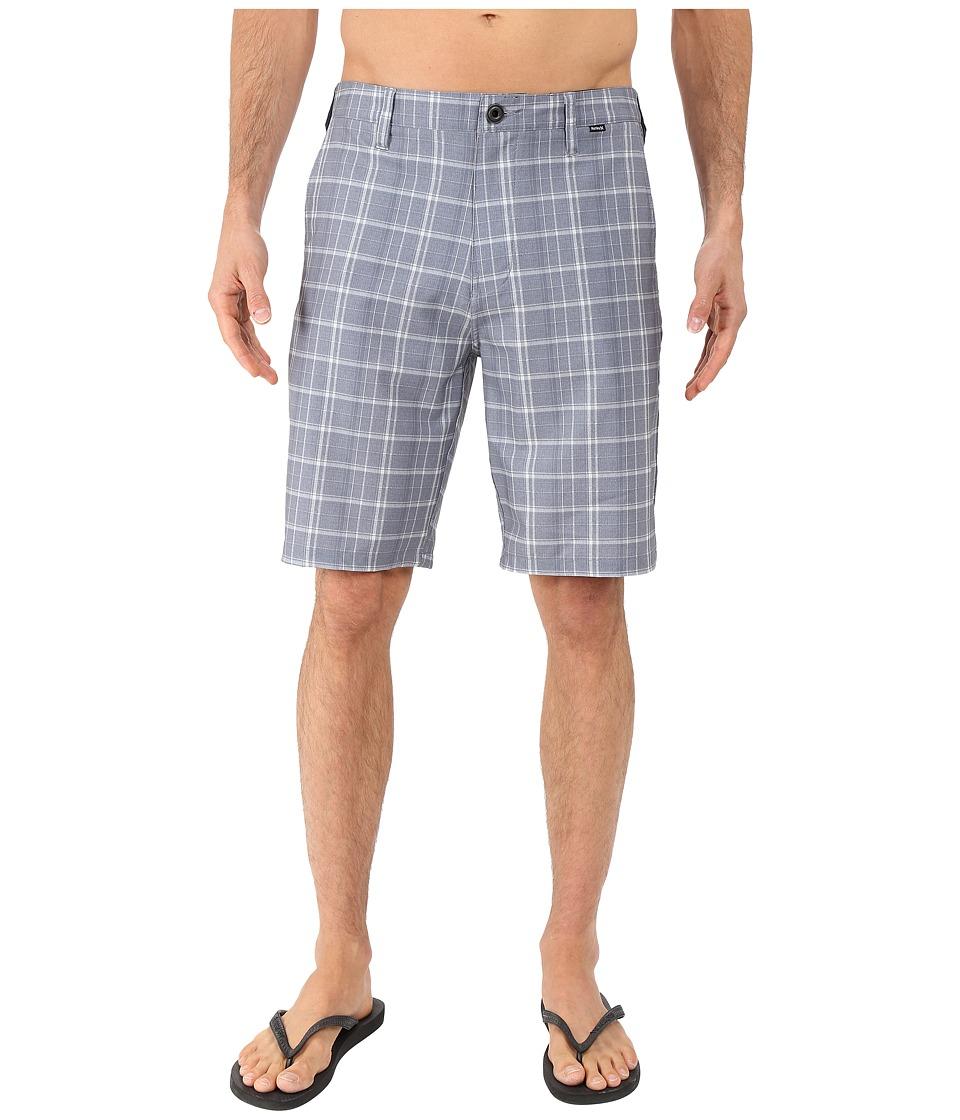 Hurley - Phantom Davis Walkshorts (Cool Grey) Men's Shorts